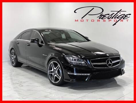 2013 Mercedes-Benz CLS for sale at Prestige Motorsport in Rancho Cordova CA