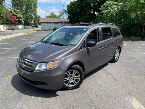 2012 Honda Odyssey for sale at Ace's Auto Sales in Westville NJ