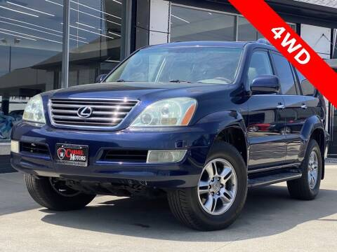 2008 Lexus GX 470 for sale at Carmel Motors in Indianapolis IN