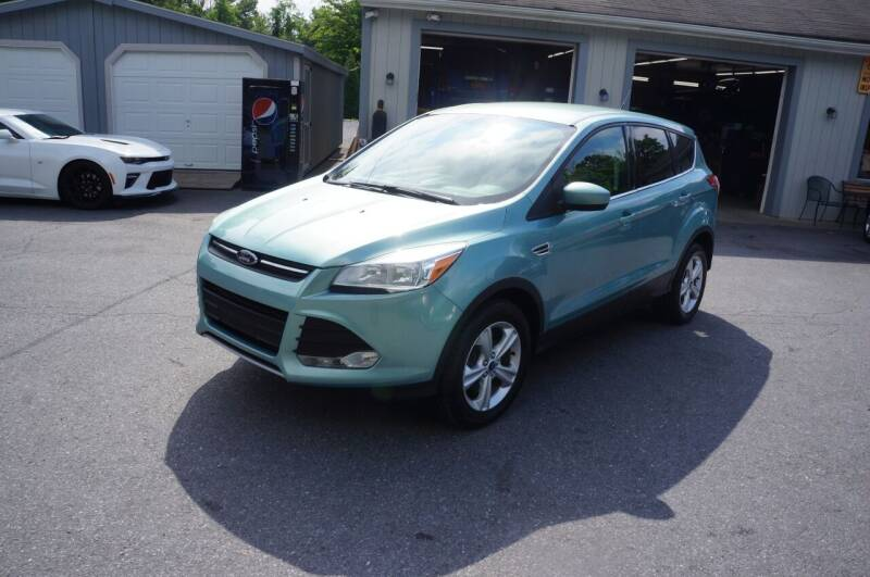 2013 Ford Escape for sale at Autos By Joseph Inc in Highland NY