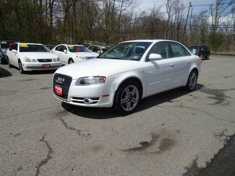2007 Audi A4 for sale at East Coast Motors in Lake Hopatcong NJ