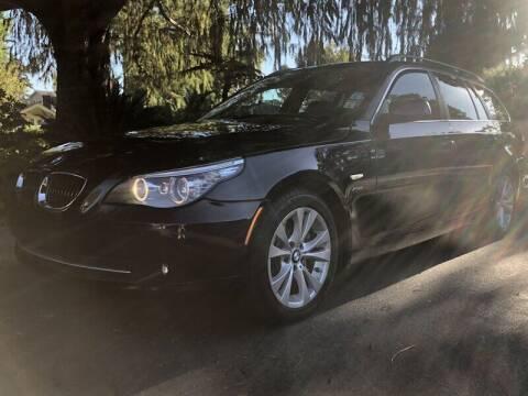 2009 BMW 5 Series for sale at Boktor Motors in North Hollywood CA