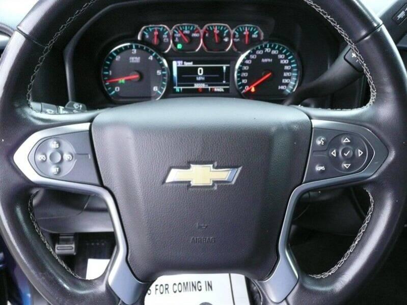 2017 Chevrolet Silverado 1500 LT Crew Cab 4WD - East Windsor CT