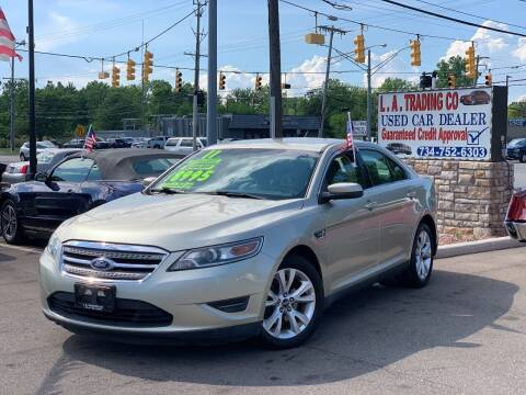 2011 Ford Taurus for sale at L.A. Trading Co. Woodhaven in Woodhaven MI