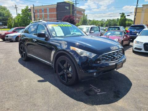 2010 Infiniti FX50 for sale at Costas Auto Gallery in Rahway NJ