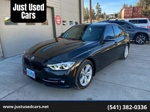 2016 BMW 3 Series for sale at Just Used Cars in Bend OR
