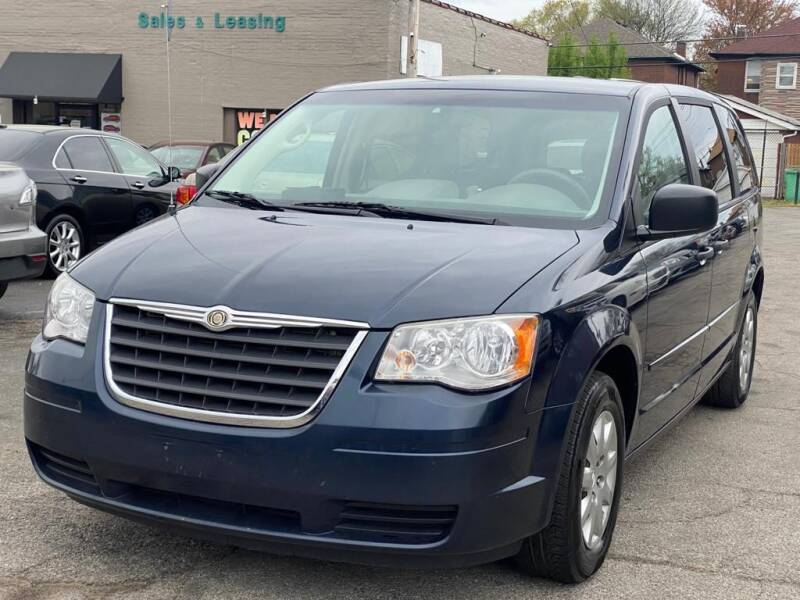2008 Chrysler Town and Country for sale at IMPORT Motors in Saint Louis MO