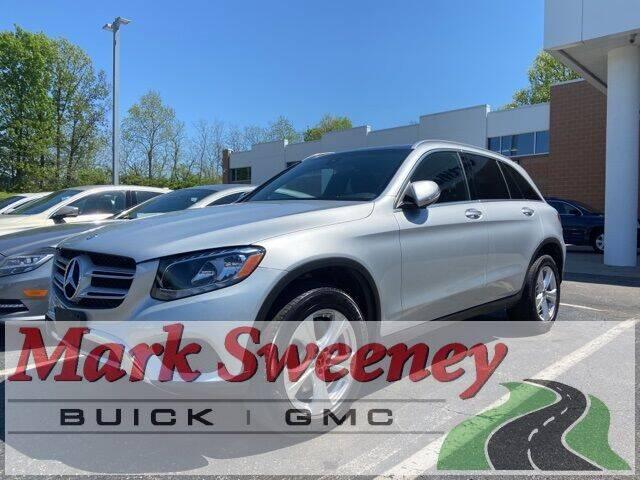 2017 Mercedes-Benz GLC for sale at Mark Sweeney Buick GMC in Cincinnati OH