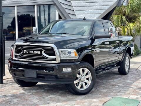 2018 RAM Ram Pickup 2500 for sale at Unique Motors of Tampa in Tampa FL
