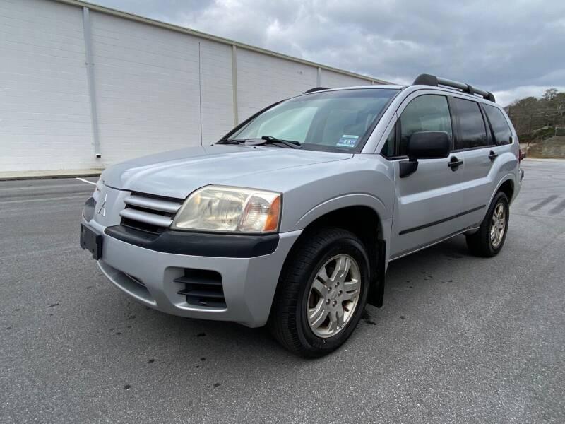 2005 Mitsubishi Endeavor for sale at Allrich Auto in Atlanta GA