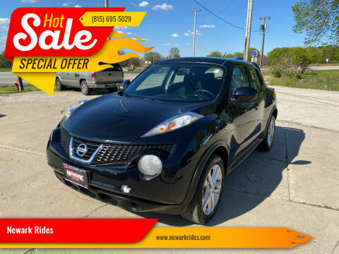 2014 Nissan JUKE for sale at Newark Rides in Newark IL
