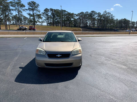 2006 Chevrolet Malibu for sale at SELECT AUTO SALES in Mobile AL