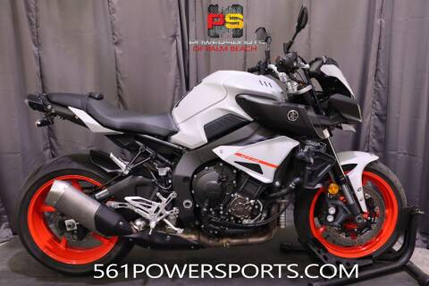 2019 Yamaha MT-10 for sale at Powersports of Palm Beach in Hollywood FL