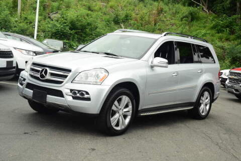 2011 Mercedes-Benz GL-Class for sale at Automall Collection in Peabody MA