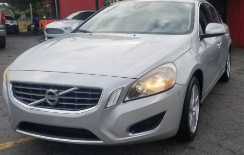 2012 Volvo S60 for sale at Atlanta's Best Auto Brokers in Marietta GA
