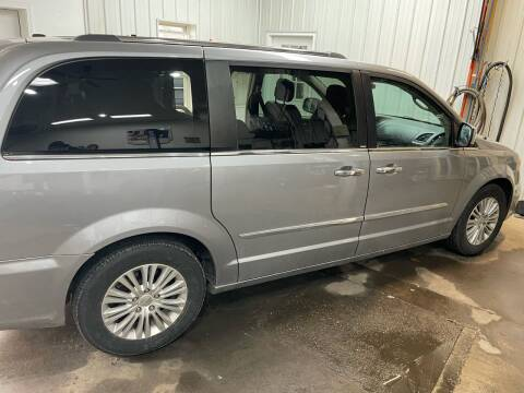 2013 Chrysler Town and Country for sale at PUTNAM AUTO SALES INC in Marietta OH
