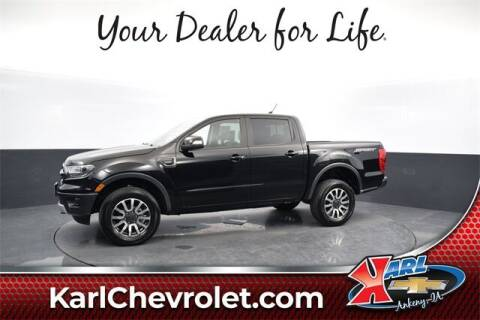 2019 Ford Ranger for sale at Karl Pre-Owned in Glidden IA