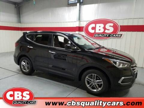 2018 Hyundai Santa Fe Sport for sale at CBS Quality Cars in Durham NC