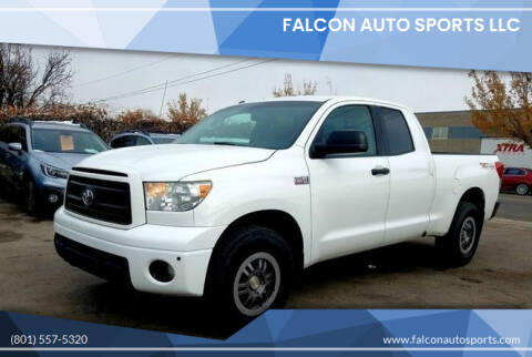 2012 Toyota Tundra for sale at Falcon Auto Sports LLC in Murray UT
