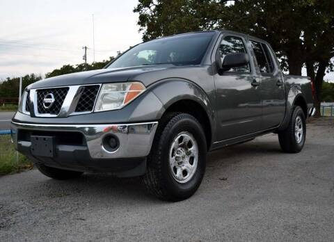 2007 Nissan Frontier for sale at BriansPlace in Lipan TX