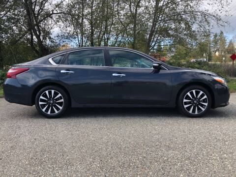 2018 Nissan Altima for sale at Grandview Motors Inc. in Gig Harbor WA