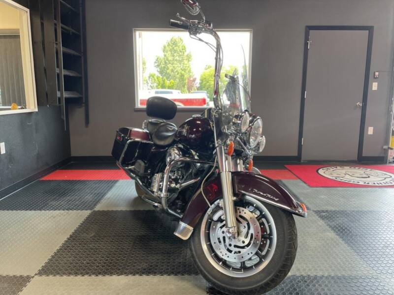 2007 Harley-Davidson Road King for sale at The Other Guys Auto Sales in Island City OR