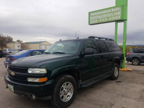 2004 Chevrolet Suburban for sale at Independent Auto in Belle Fourche SD