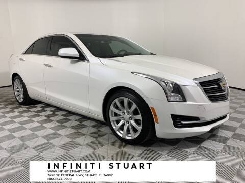 2017 Cadillac ATS for sale at Infiniti Stuart in Stuart FL