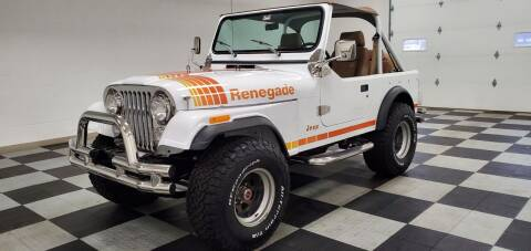 1979 Jeep CJ-7 for sale at 920 Automotive in Watertown WI