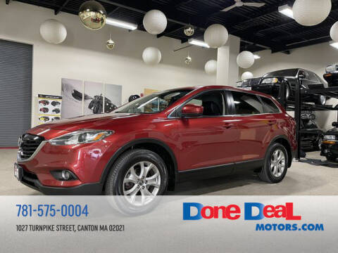 2014 Mazda CX-9 for sale at DONE DEAL MOTORS in Canton MA