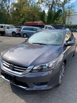 2014 Honda Accord for sale at Amazing Auto Center in Capitol Heights MD