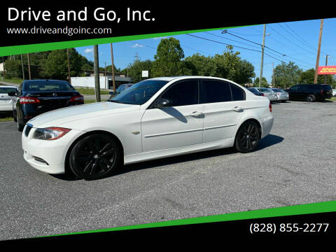 2006 BMW 3 Series for sale at Drive and Go, Inc. in Hickory NC