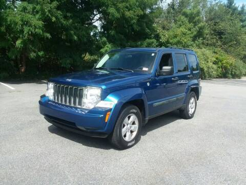 2009 Jeep Liberty for sale at Westford Auto Sales in Westford MA