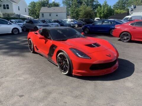 2015 Chevrolet Corvette for sale at EMG AUTO SALES in Avenel NJ