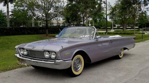 1960 Ford Sunliner for sale at Premier Luxury Cars in Oakland Park FL