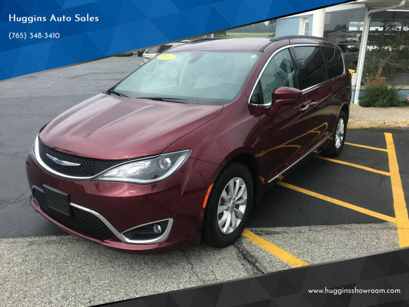 2017 Chrysler Pacifica for sale at Huggins Auto Sales in Hartford City IN