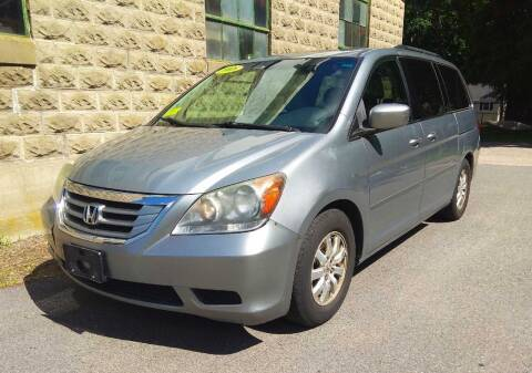 2008 Honda Odyssey for sale at The Car Store in Milford MA