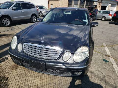 2004 Mercedes-Benz E-Class for sale at Jimmys Auto INC in Washington DC