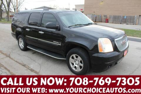 2007 GMC Yukon XL for sale at Your Choice Autos in Posen IL