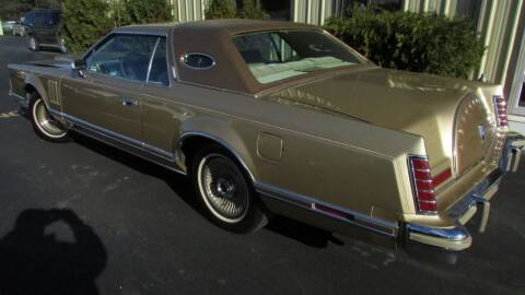 1978 Lincoln Mark V for sale at Toybox Rides in Black River Falls WI