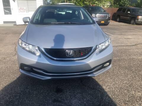 2014 Honda Civic for sale at SuperBuy Auto Sales Inc in Avenel NJ
