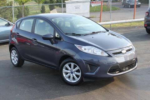 2012 Ford Fiesta for sale at Dan Paroby Auto Sales in Scranton PA