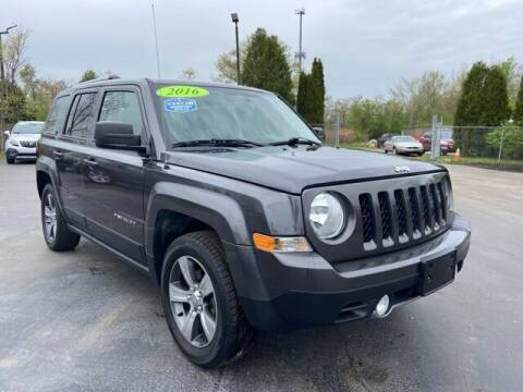 2016 Jeep Patriot for sale at Newcombs Auto Sales in Auburn Hills MI