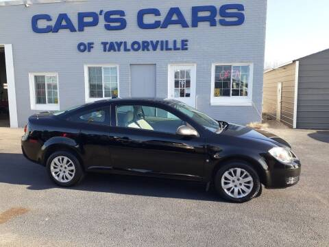 2009 Chevrolet Cobalt for sale at Caps Cars Of Taylorville in Taylorville IL