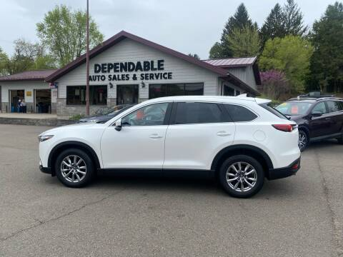 2018 Mazda CX-9 for sale at Dependable Auto Sales and Service in Binghamton NY