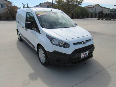 2015 Ford Transit Connect Cargo for sale at 2Win Auto Sales Inc in Oakdale CA