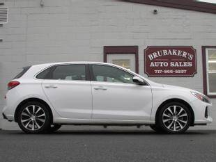2019 Hyundai Elantra GT for sale at Brubakers Auto Sales in Myerstown PA