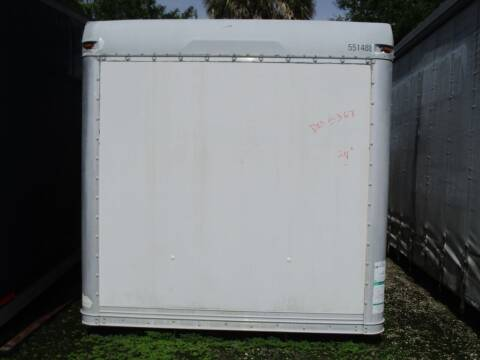 2010 SUPREME DRY 24FT for sale at DEBARY TRUCK SALES in Sanford FL