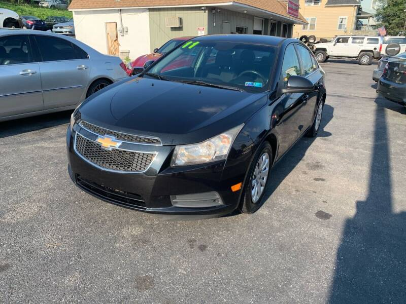 2011 Chevrolet Cruze for sale at Butler Auto in Easton PA