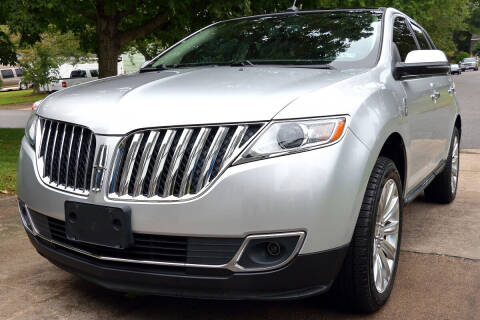 2012 Lincoln MKX for sale at Prime Auto Sales LLC in Virginia Beach VA